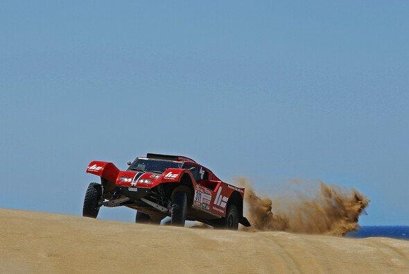 Für Matthias Kahle und Dr. Thomas M. Schünemann war die 2012er-Dakar ein kurzes Abenteuer