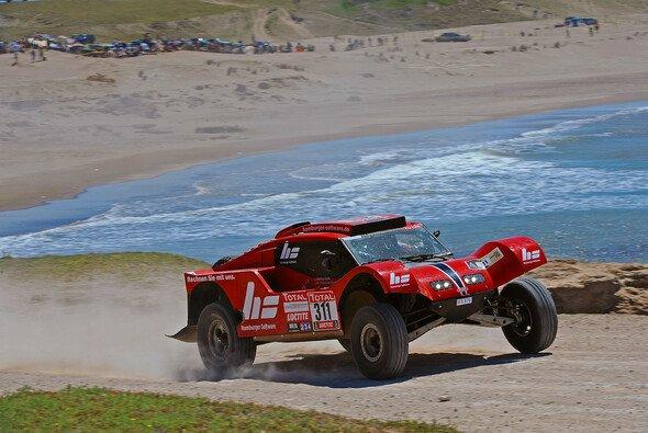 Das HS RallyeTeam startet auch 2013 bei der Dakar