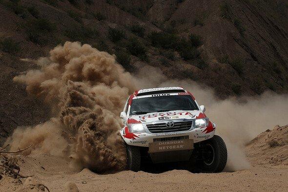 Dakar-David nach Peru-Premiere Dritter