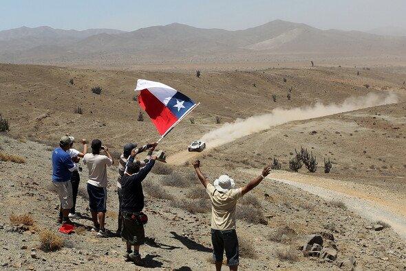 Die Dakar übersiedelt von Peru nach Chile