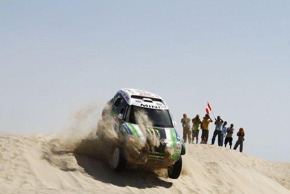 Stephane Peterhansel ist der neue Dakar-Sieger