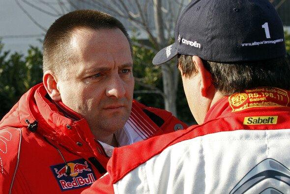 Yves Matton muss einen Nachfolger für Sebastien Loeb finden - Foto: Citroen