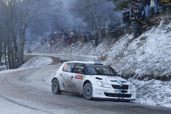 Sebastien Ogier startet erstmals im VW Polo R WRC und hofft auf schwierige Bedingungen