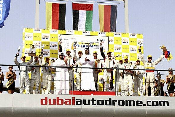 2012 gewann ein Mercedes-Team die 24 Stunden von Dubai
