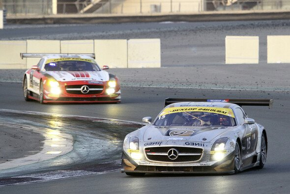 Khaled Al Qubaisis SLS-Mercedes ist nur noch Schrott