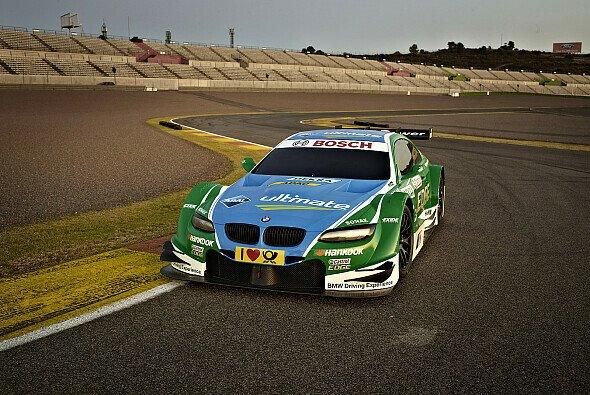 BMW M3 DTM im Design von Castrol EDGE & Aral
