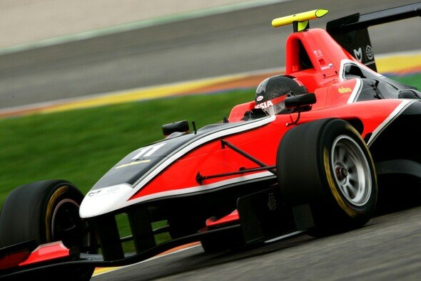 Der dritte Fahrer für das GP3-Aufgebot von Marussia Manor steht fest