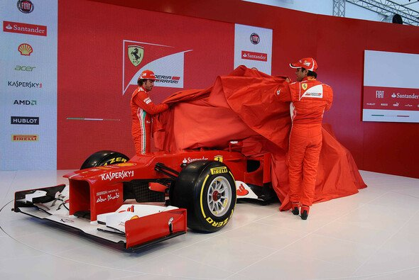 Am 1. Februar wird der neue Ferrari enthüllt