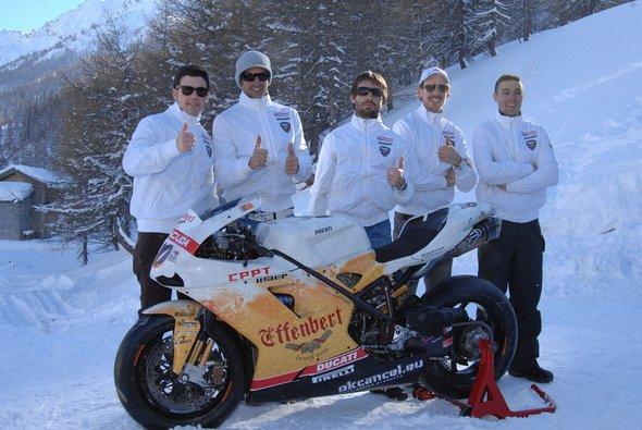 Foto: Effenbert Liberty Racing Team