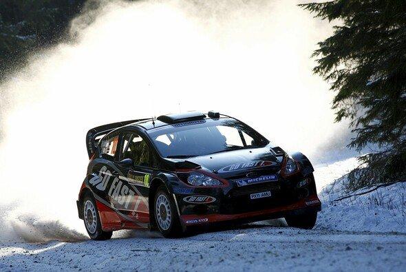 Petter Solberg bleibt zumindest Ford Rallye-treu - Foto: Ford