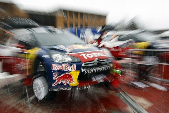 Rallye-Pilot Sebastian Loeb gewann achtmal in Folge den Weltmeister-Titel