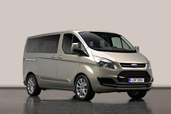 Der neue Ford Transit Custom wurde auf der IAA Nutzfahrzeuge zum - Foto: Ford