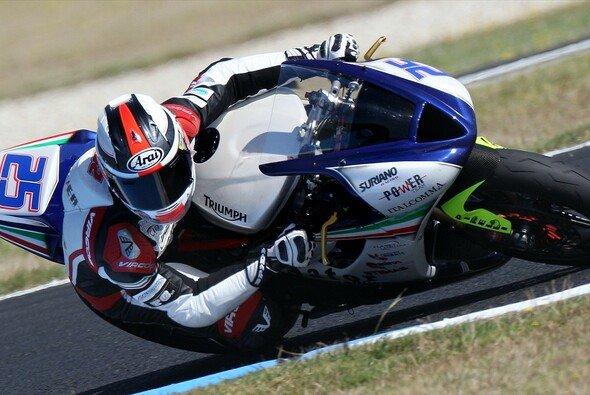 Suriano kehrt zu Suzuki-Maschinen zurück