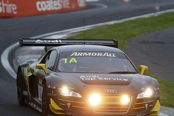 Die Startnummer spricht Bände: Audi wiederholt den Vorjahreserfolg