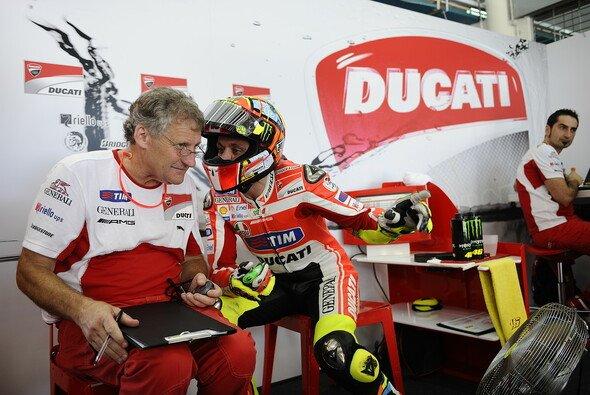 Jeremy Burgess hatte sich bei Ducati mehr erwartet