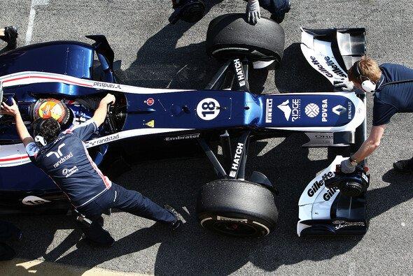 Williams belegte im vergangenen Jahr Platz neun der Team-WM