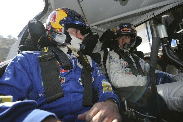 Carlos Sainz findet das Fahren in den neuen Rallye-Boliden angenehmer als zu seiner Zeit