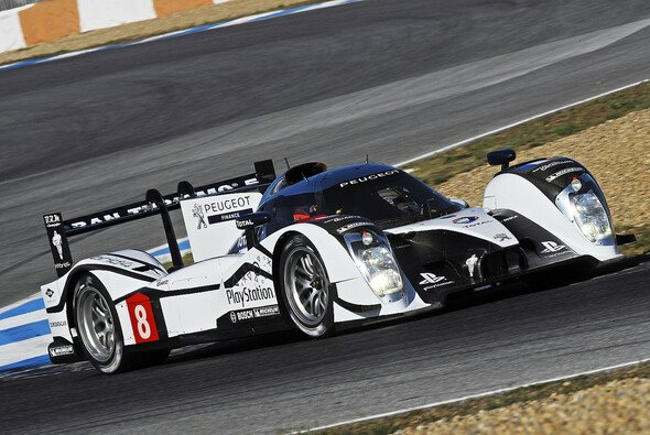 Peugeot hat seine Rückkehr in die WEC und nach Le Mans angekündigt - Foto: Peugeot Sport