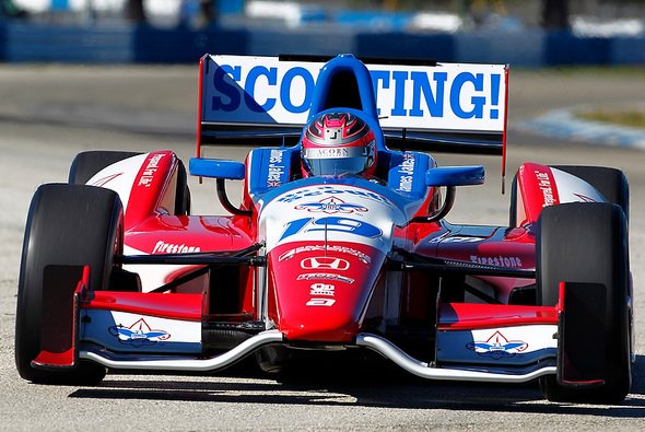 James Jakes startet nächste Saison mit Rahal Letterman Lanigan Racing durch