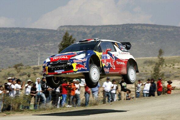 Sebastien Loeb gewann die Rallye Mexiko bereits zum sechsten Mal in Folge - Foto: Citroen