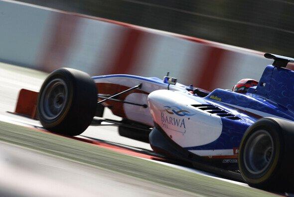 Immer auf (Drei-)Zack: Trident greift heuer auch in der GP3 an