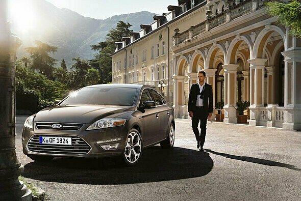 Auch der Mondeo erhält zukünftig den 1,0 Liter EcoBoost-Motor - Foto: Ford