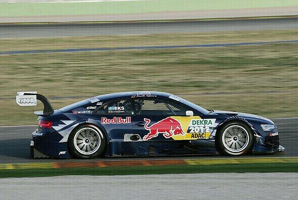 Ob die Konkurrenz sich auch an die Strategievorgabe von Mattias Ekström hält? - Foto: Audi