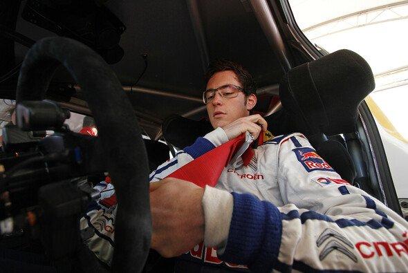 Thierry Neuville wechselt vom Citroen Junior World Rally Team zu M-Sport