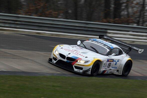 BMW nimmt die 24h vom Nürburgring mit dem Z4 in Angriff