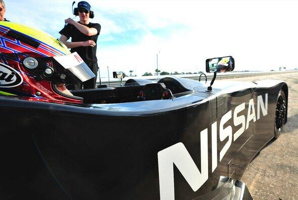 Neues Rennen, neues Glück: der Nissan DeltaWing