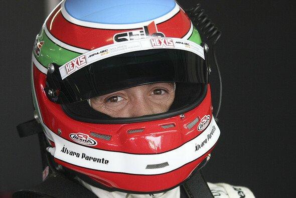 Entschlossen zur Pole-Position: Die Kombination Parente und McLaren ist 2014 in der BES der Maßstab
