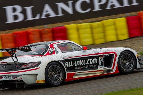 Winkelhock/Basseng holten den Sieg im Qualifying Race