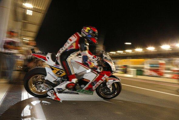 Die MotoGP bestreitet an diesem Wochenende ihr einziges Nachtrennen