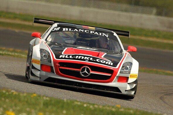 Marc Basseng und Markus Winkelhock belegen Rang zwei in der Fahrer-WM