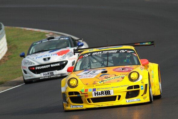 Timbuli Racing startet 2012 für den guten Zweck - Foto: Jan Brucke/VLN