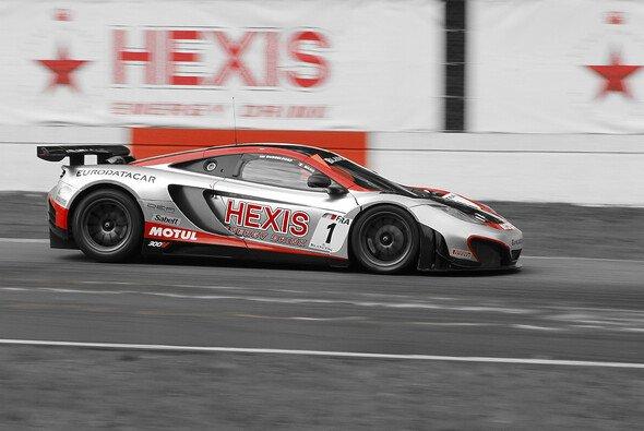 McLaren gewinnt auch das Hauptrennen in Navarra