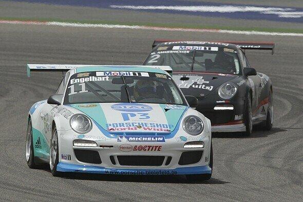 Christian Engelhart sicherte sich die Pole in einem hart umkämpften Qualifying - Foto: Porsche