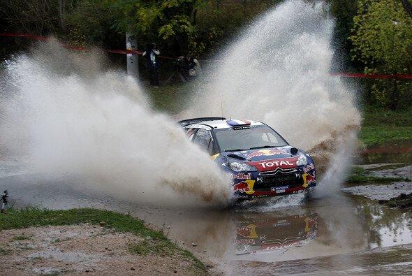 Sebastien Loeb hat nun wieder beste Chancen auf den Sieg