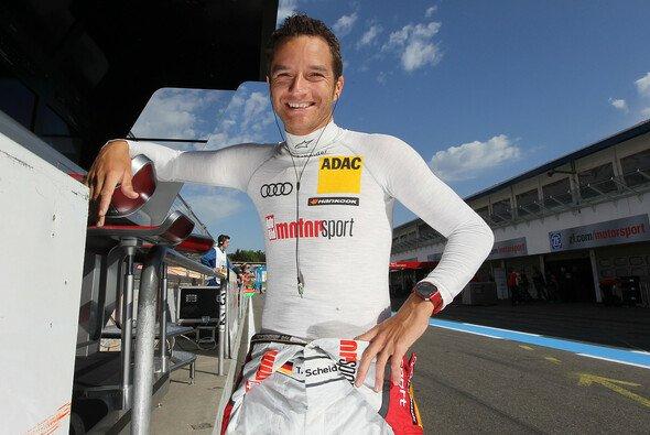 Timo Scheider erwartet einen harten Kampf um den Sieg - Foto: Audi