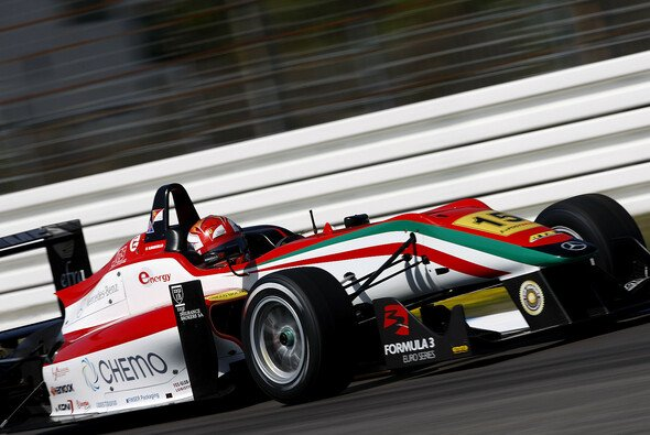 Raffaele Marciello ist der Pau-Dominator - Foto: Formula 3 Euro Series