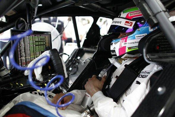 Triumphiert Bruno Spengler auch 2012 im Olympiastadion? - Foto: BMW AG