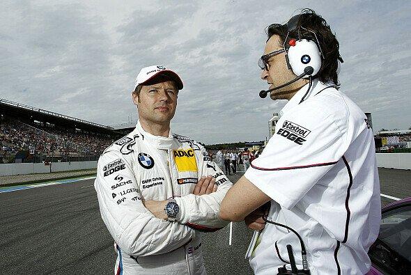 Andy Priaulx' Zeit in der DTM war nicht von Erfolg gekrönt