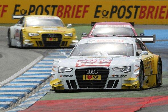 Timo Scheider gewann 2008 unjd 2009 die Deutsche Tourenwagenmeisterschaft - Foto: Audi