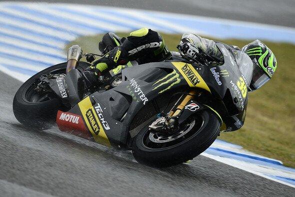 Cal Crutchlow wird auch 2012 für Tech3 in der MotoGP starten