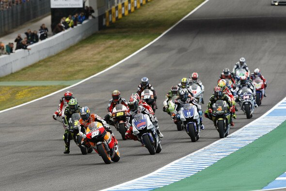 Seit 1986 wird der Spanien-Grand-Prix in Jerez ausgetragen