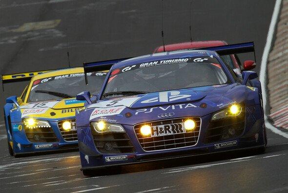 Phoenix Racing setzt in diesem Jahr zwei Audi R8 LMS ultra ein - Foto: Jan Brucke/VLN