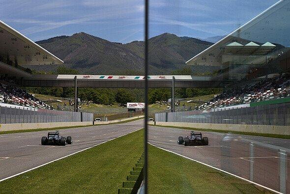 In Mugello trug die Formel 1 noch nie ein Rennen aus - Foto: Mercedes AMG