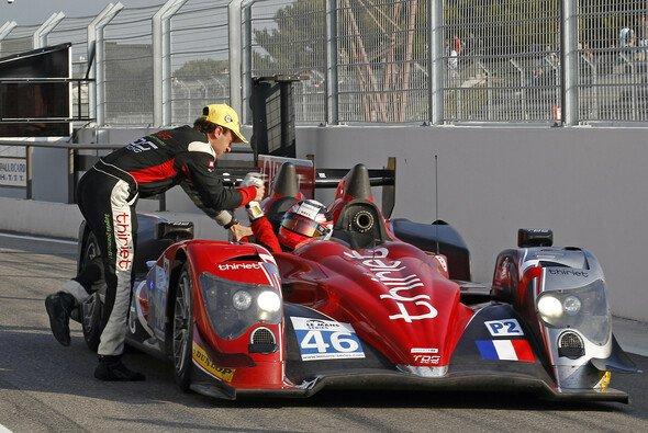 Schnappten sich den ELMS-Pokal: die Mannen von Thiriet by TDS Racing