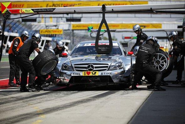 Mercedes feierte beim DTM-Auftakt einen Doppelsieg