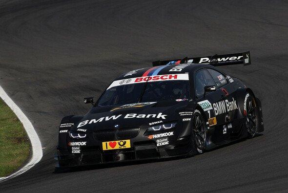 Bruno Spengler war nicht aufzuhalten - Foto: BMW AG